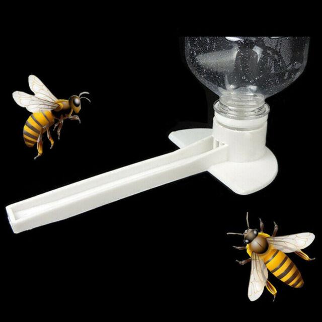 10pcs Beekeeping Honey Entrance Feeder Hive Tool Beekeeper Bee Keeping Equip LA1