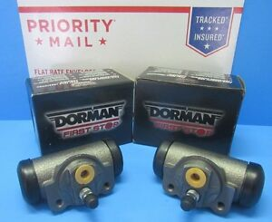 Set of 2 Rear Drum Brake Wheel Cylinders For Toyota Sienna Tacoma Expedited