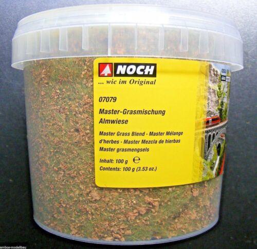 encore 07079 Master grasmischung almwiese 2,5-6 mm 100 G Boîte 13,99 €//100 g