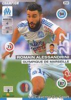 293 Romain Alessandrini Om Marseille Champion Card Adrenalyn 2016 Panini