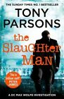The Slaughter Man (dc Max Wolfe) Parsons Tony 1784755109