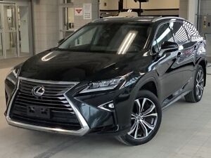 2018 Lexus RX Luxury 6-Passenger