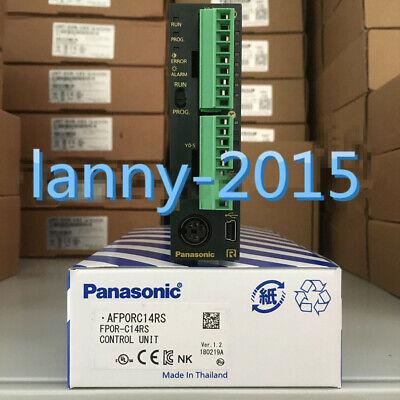 1PCS PANASONIC AFP0RC14RS FP0R-C14RS NEW 100/% Quality Assurance