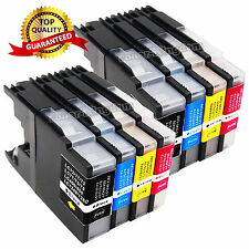 8PK LC-75 LC71 Ink Cartridges for Brother MFC-J430w MFC-J825DW MFC-J835W Printer