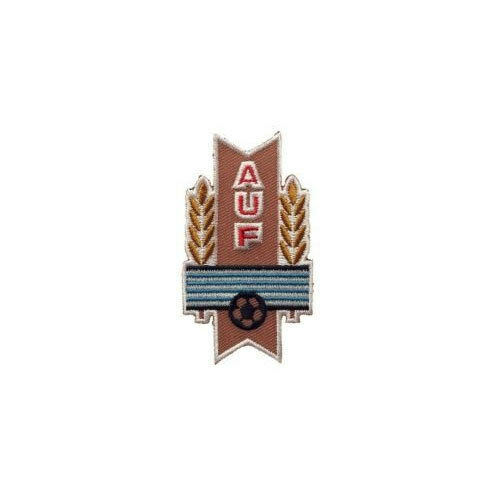 URUGUAY AUF LOGO FIFA SOCCER WORLD CUP IRON-ON PATCH CREST BADGE 2.75 X 1.5 INCH