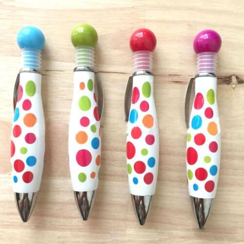 1//2//4pcs Cute Mini Bowling Form Ballpoint Kugelschreiber Kinder Stift Bleisti·