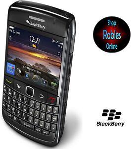 BlackBerry Bold 9780 Black (Ohne Simlock)Smartphone WLAN 3G GPS 5MP 2,4 Zoll TOP