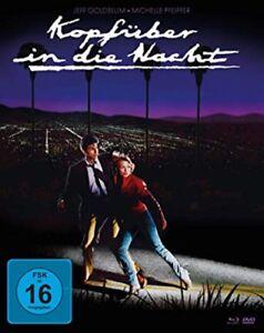 Kopfüber in die Nacht Mediabook Blu-ray + 2 DVDs Neu und Originalverpackt