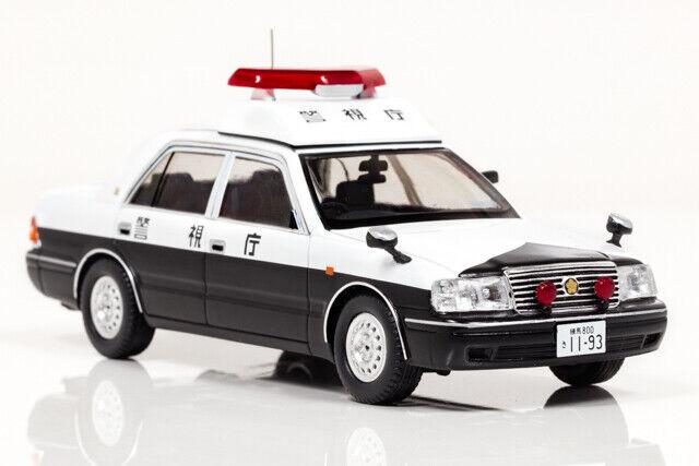 H7430005 RAI'S 1 43 TOYOTA  Crown GS151Z 2000 Police voiture  40% de réduction