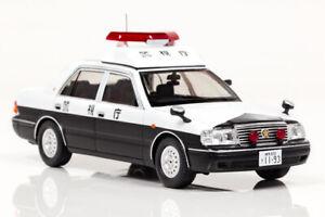 H7430005 RAI'S 1:43 TOYOTA CROWN GS151Z 2000 voiture de police