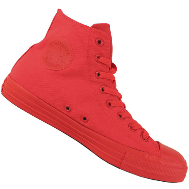 9e3ec78f4260 Converse 150523f Ct Hi Crimson Red Shoe Shoes Trainers Selectable ...