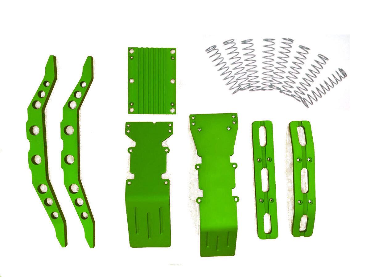 - Maxx, 3903 E, 3905 o 3908 verde Paquete De Aluminio Anodizado Super trato con libre