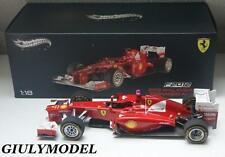 "HOT WHEELS ELITE 1/18 FERRARI F2012 FERNANDO ALONSO ""GP MALAYSIA"" MATTEL X5484"
