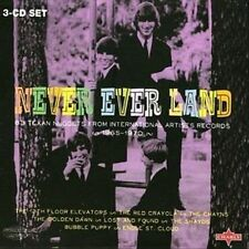 Never Ever Land: 83 Texan Nuggets from International Artists Records [Box] by...