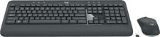 Artikelbild Logitech - MK540 Advanced, Tastatur-/Maus-Set, Funk, USB-Wireless *NEU*