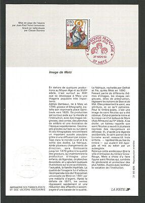 2 Documents Philatéliques 1er Jour 1994 Croix-rouge Française /b1fdc