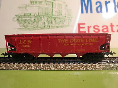 (g4) Us Merci The Dixie Line Vagoni Minerali Buone Condizione Usato Raro Lustro