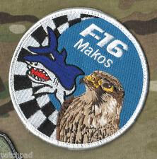 FIGHTING FALCON F-16 JET FIGHTER SWIRL vel©®�� INSIGNIA SERIES: 93d FS MAKOS