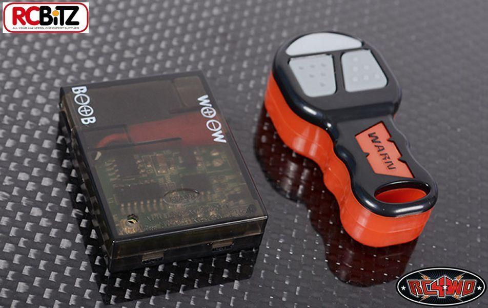 RC4WD Warn 10th Wireless Remote Controller Ricevitore VERRICELLO Set Fili Inc Z-S1092