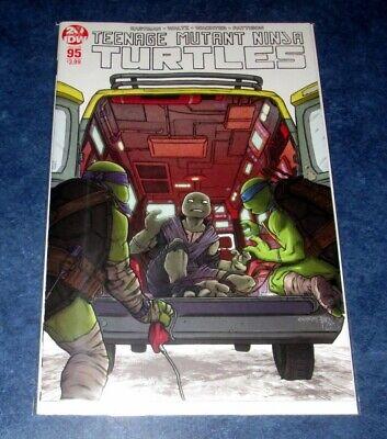 Teenage Mutant Ninja Turtles #95 2nd Print 1st App Jennika TMNT NM