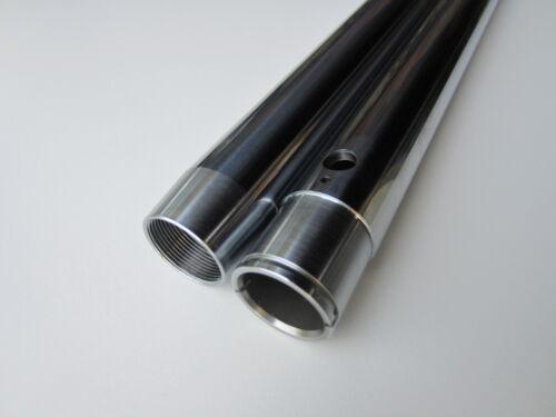 NORTON FORK TUBE STANCHIONS SET COMMANDO 750cc 850cc 1968-75 06-3423 06-0302