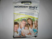 Wonder Foods Natural Whey Drink 3kg