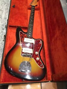 1965 Fender Jazzmaster Candy Le Red