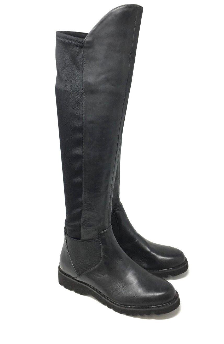 Donald J Pliner Clary Stretch Kniehohe Stiefel Größe  5.5