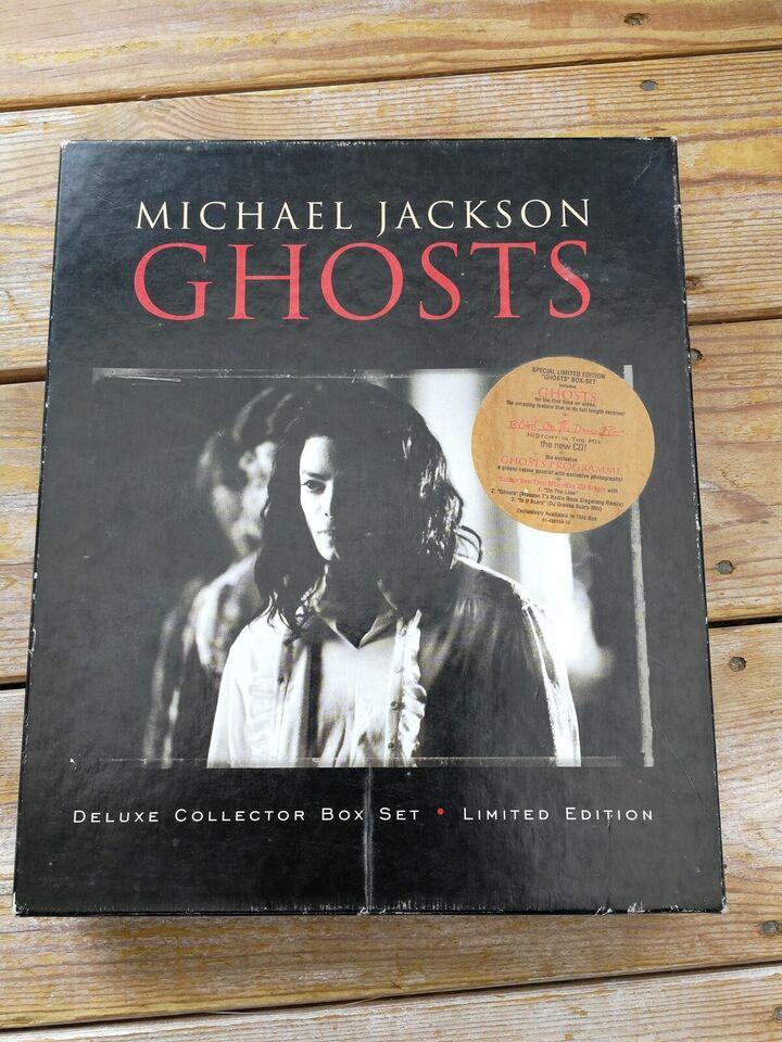 Andre samleobjekter, Michael Jackson Ghosts