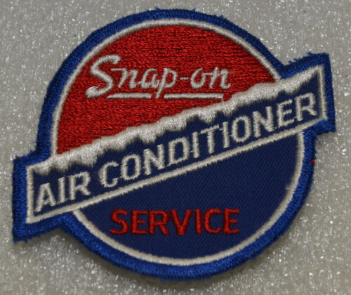 """/""""NEW/"""" Vintage Old Antique Snap-on Tools Uniform Patch #4"""