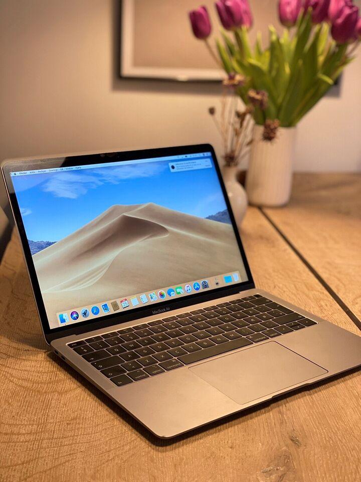 MacBook Air, 2018, 1.6 GHz – dba.dk – Køb og Salg af Nyt og