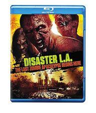DISASTER L.A. LAST ZOMBIE APOCALYPSE -  Blu Ray - Sealed Region free