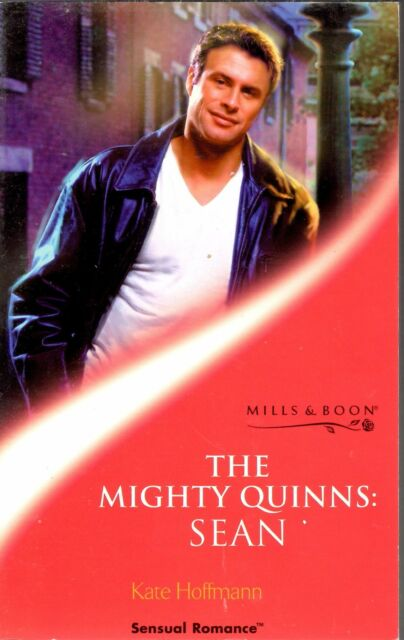 The Mighty Quinns: Sean by Kate Hoffmann