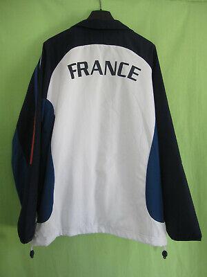Veste Equipe France Adidas Originals Vintage Jacket Homme