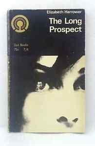 The Long Prospect by Elizabeth Harrower rare vintage paperback 1966 Sun Books