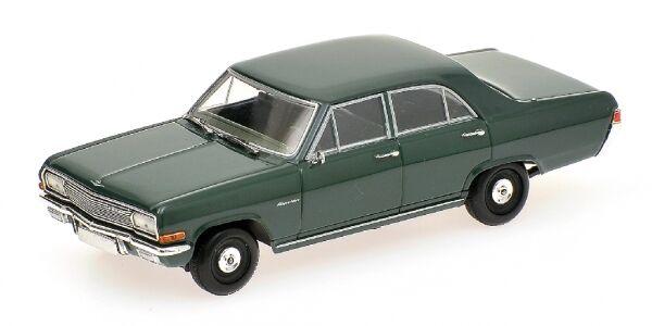 Opel Kapitan 1964 vert 1 43 Model MINICHAMPS