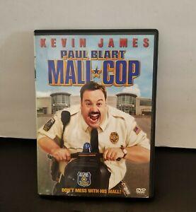 Paul-Blart-Mall-Cop-2009-DVD-Ft-Kevin-James-Good-Condition-DVD-Disc