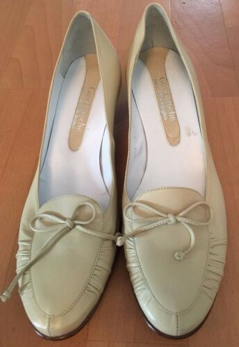 Inglés Uk Shoes Size Cream El Stiletto Guy 4 Genuine Corte Court 5 Laroche zWqYnHY8Iv