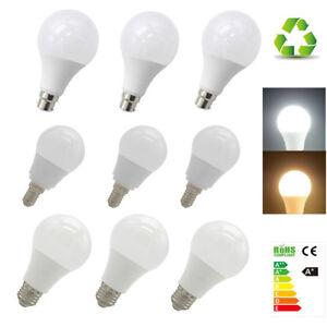 LED-Lights-Bulb-E14-E27-B22-3W5W7W9W12W15W18W20W-White-AC220-240V-DC12-85V