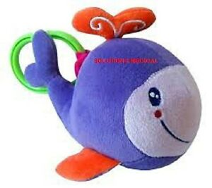 VIBRATING-WHALE-PRAM-PLAY-SOFT-TOY-SISTER-BROWNES-X1-BeBePhase