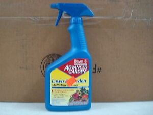 NEW-BAYER-02765-LAWN-amp-GARDEN-MULTI-INSECT-KILLER-24OZ-SPRAY-READY-TO-USE-SALE