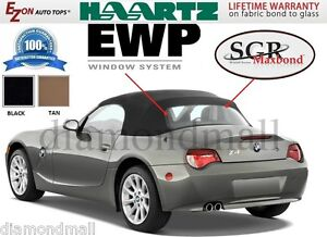 Image Is Loading Bmw Z4 2003 2009 Convertible Top Replacement With