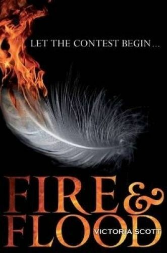 1 of 1 - Fire and Flood by Victoria Scott (Paperback, 2014)
