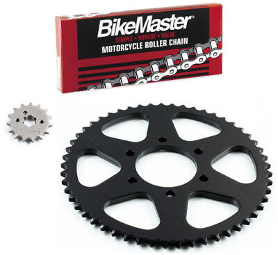 53 Teeth Suzuki RM 250 1976 JT Black Steel Rear Sprocket