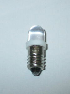 LED-Screws-Bulb-Cold-White-3-5-4-5-Volt-E10-034-New-034