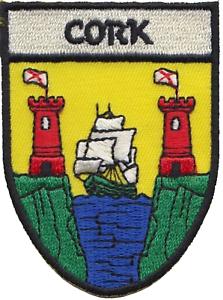 Westmeath County Ireland Irish Flag Embroidered Badge Patch LAST FEW
