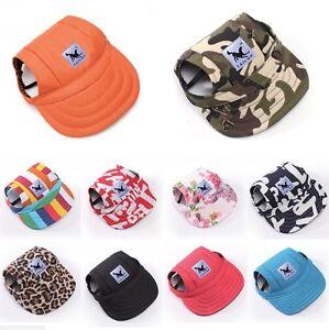 New Cute Pet Dog Outdoor Denim Baseball Hat Puppy Summer Denim Cap ... 16fdf148d95