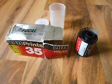 Old Vintage ISO 100 Prints 35 KR Focal Color 24 Exp. 135-24 prints DX 3M Film