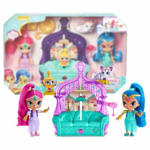 New-Shimmer-And-Shine-Float-amp-Sing-Palace-Friends-Playset-w-Figures-Official