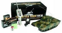 Sale Price Heng Long Radio Control Rc Military Army War Battle Bb T90 Tank 3808